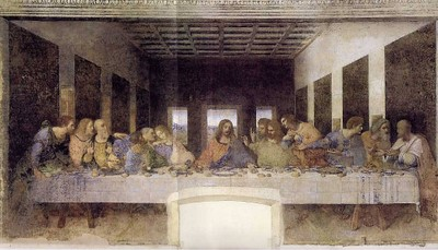 DaVinci's the Last Supper