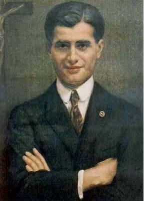 Portrait of Blessed Pier Giorgio Frassati