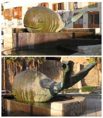 Jonah's Whale -- Artist Quarter, Tel Aviv