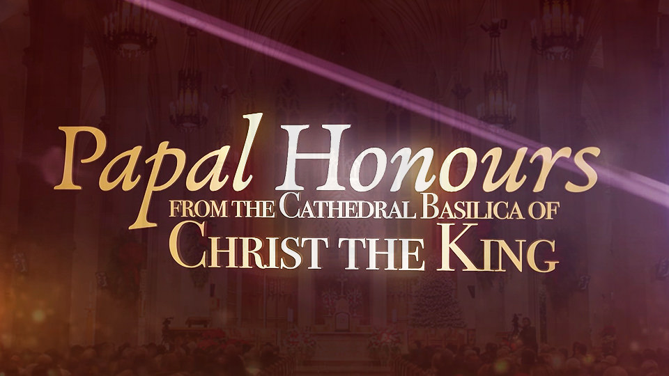 Papal Honours 2018